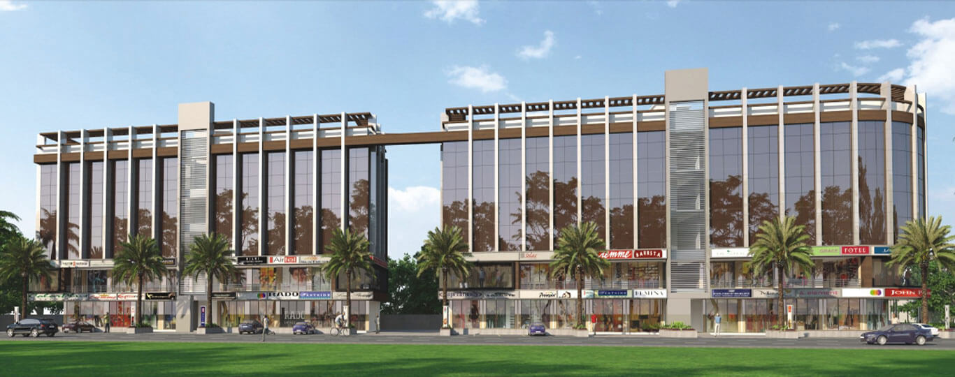 Shantiniketan Business Plaza